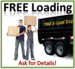 FREE Loading Service