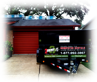 Need a Roofing Dumpster?