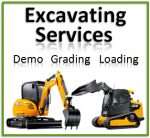 2 DUMP IT Excavating Service - Demolition, Yard Grading, Concrete Removal, Loading
