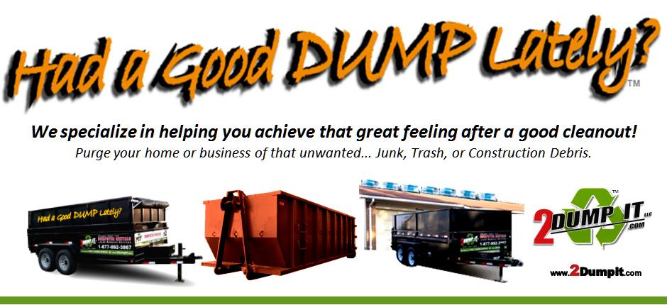 2DUMPIT - Had a Good Dump Lately