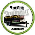 Roofing Dumpster, Shingle Disposal St Louis MO
