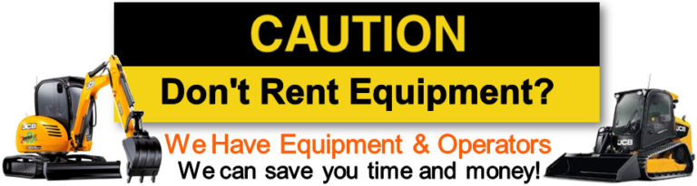 Renting Equipment St Louis MO - Bobcat, CAT, John Deere, JCB