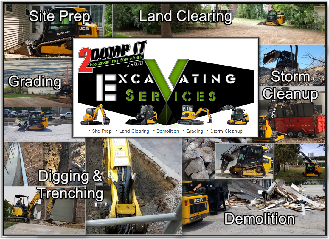 Excavating Services St. Louis MO