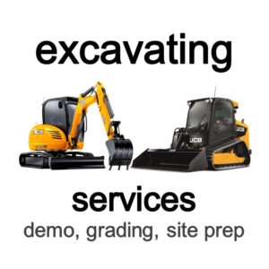2 DUMP IT Excavating Services St. Louis. Grading, Leveling, Site Prep