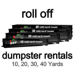 2 DUMP IT Dumpsters, Roll Off Dumpsters, Rent a Roll Off Dumpster