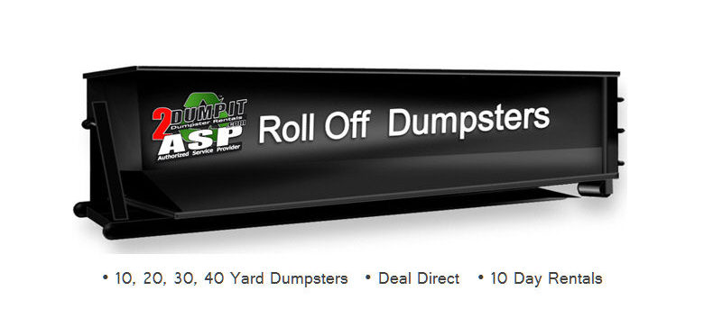Roll Off Dumpster Rental, Rent a Roll Off Dumpster St. Louis, St Charles