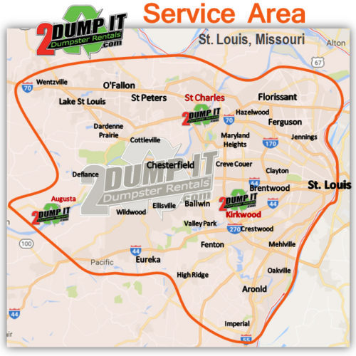 2 DUMP IT St. Louis Missouri Service Area