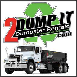 10 Yard Rolloff Dumpster